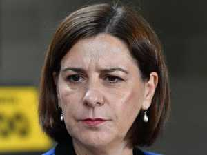 Palaszczuk's huge lead over Frecklington