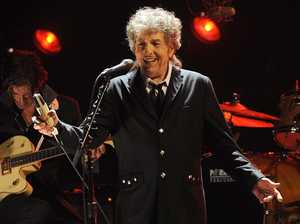 Bob Dylan announces Australian tour