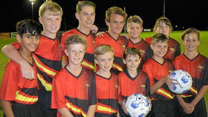 PICKED: Gatton Redbacks representatives selected to compete in Stanthorpe and Mackay carnivals.