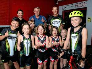 Duathlon offers exciting new event for kids