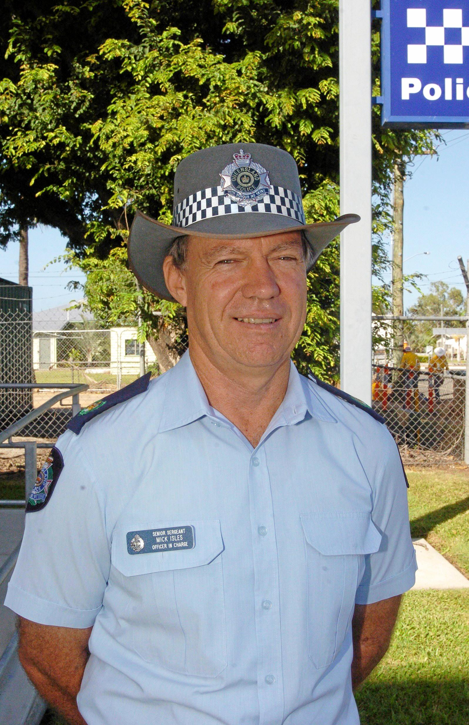 SEEKING JUSTICE: Former Warwick police officer Senior Sergeant Mick Isles. PHOTO: Contributed