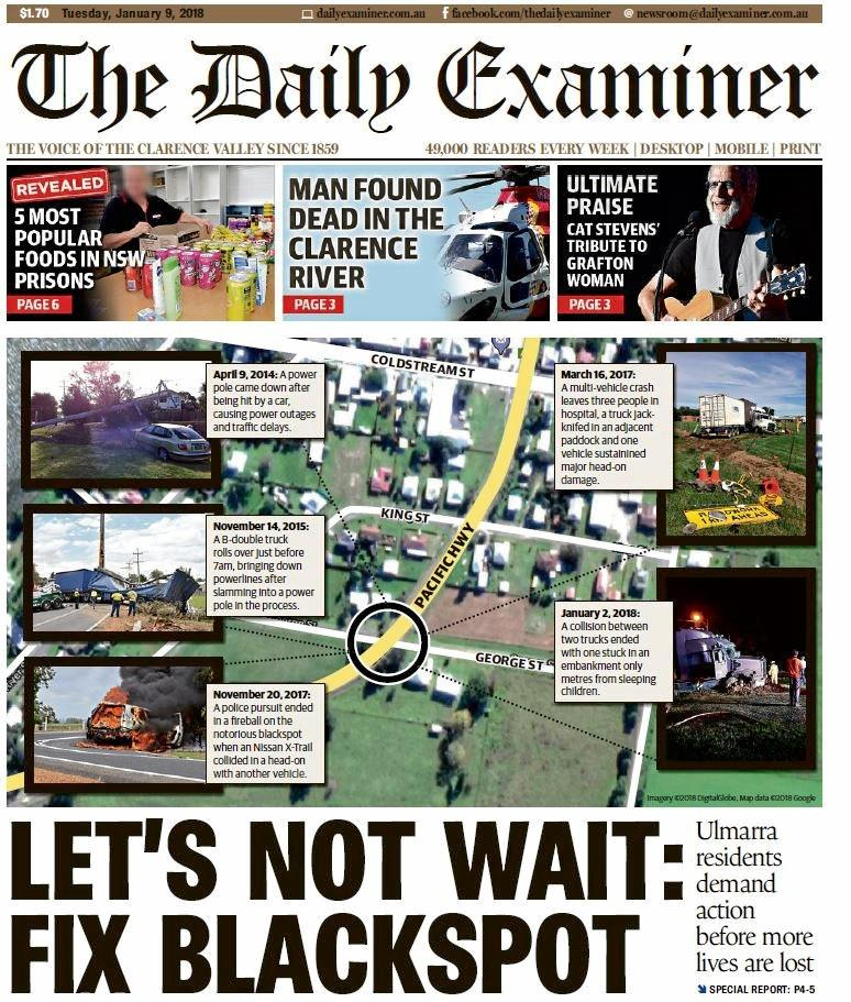 to go with EDE front page