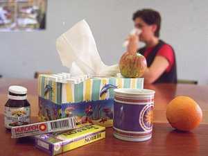 Mackay in for 'severe' flu season