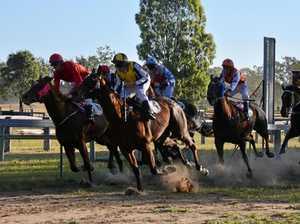 Items reported stolen after Burrandowan Races