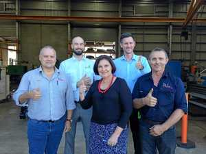 Mackay star helping businesses go renewable