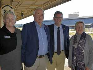 Small businesses win in passenger rail link
