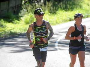 Kiwi Carl Read and Ann Brinkamp win Ultraman Australia 2018
