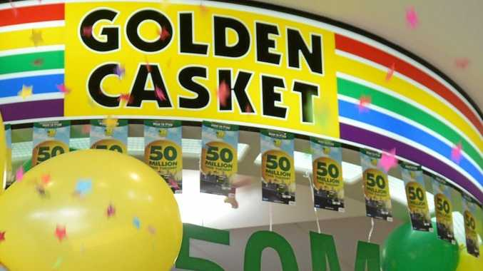 WINNER WINNER: A CQ local has won big in the Gold Lotto over the weekend.
