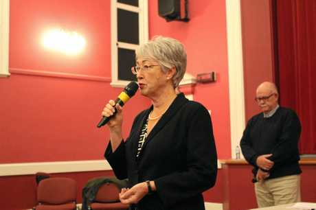 Southern Downs mayor Tracy Dobie said she called for the final decision on whether or not to approve a $100 million solar farm to go to to council despite the application now being
