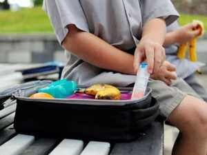 Mum shamed for 'overpacking' kids' lunches