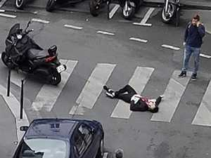 Paris knifeman's chilling message