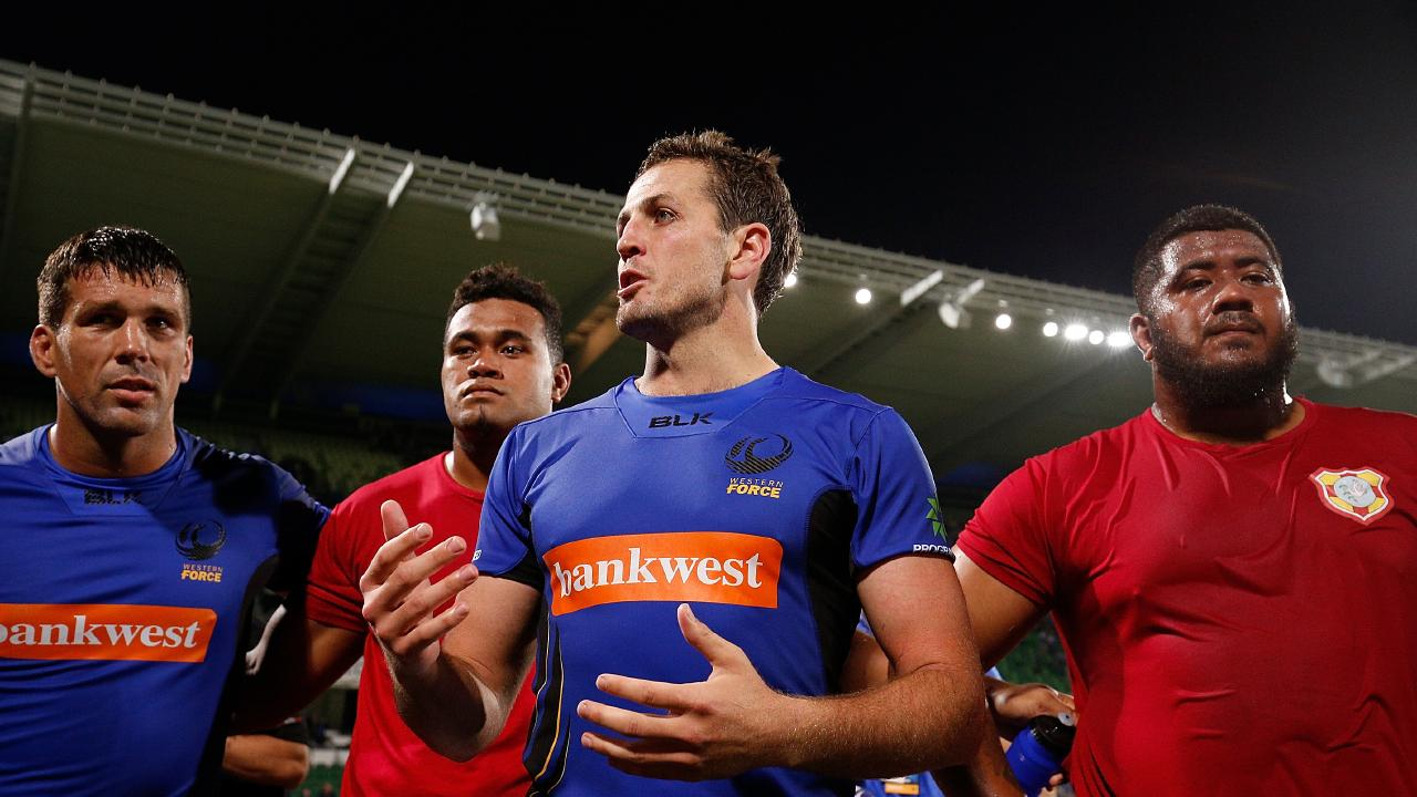 Western Force halfback Ian Prior says he's looking forward to facing the Rebels.
