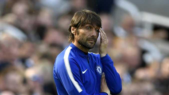 Antonio Conte Manager of Chelsea