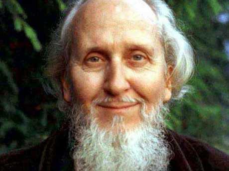 David Berg, the founder of the Children of God. Picture: thefamilyinternational.org