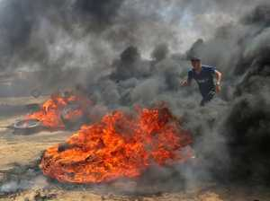 Gaza's deadly day: 1200 shot, more than 50 killed