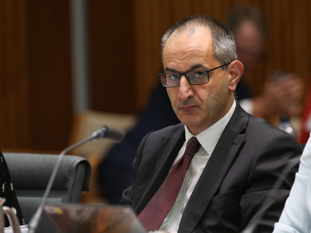 Home Affairs Department Secretary Mike Pezzullo said any visa changes would need to abide by the Constitution.