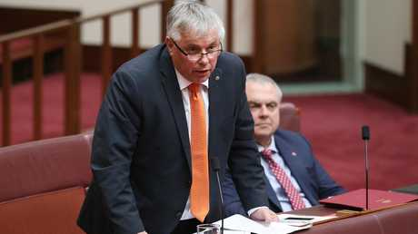Senator Rex Patrick said the Centre Alliance was supportive of a visa system that favours regional Australia. Picture: Kym Smith