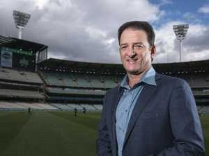 Mark Waugh walks away from selection panel