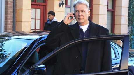 Perrette had reportedly clashed with fellow NCIS star Mark Harmon. Picture: Supplied