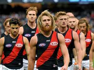 'Gutless' Bombers drop coach bombshell