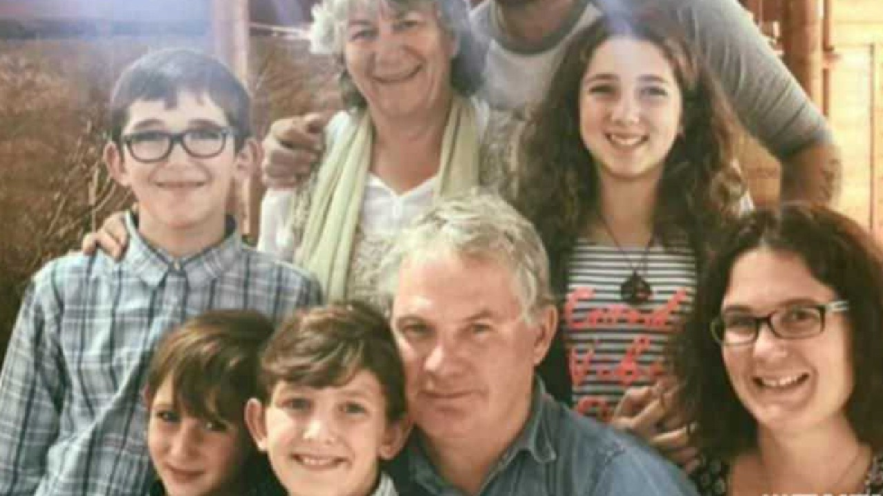 Pauline Hanson has defended Australia's gun laws in the wake of the Margaret River mass shooting in which seven members of a family (picture) died. Picture: Courtesy of Nine News