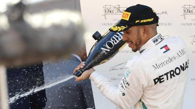Lewis Hamilton took his second win of 2018 in the Spanish Grand Prix.