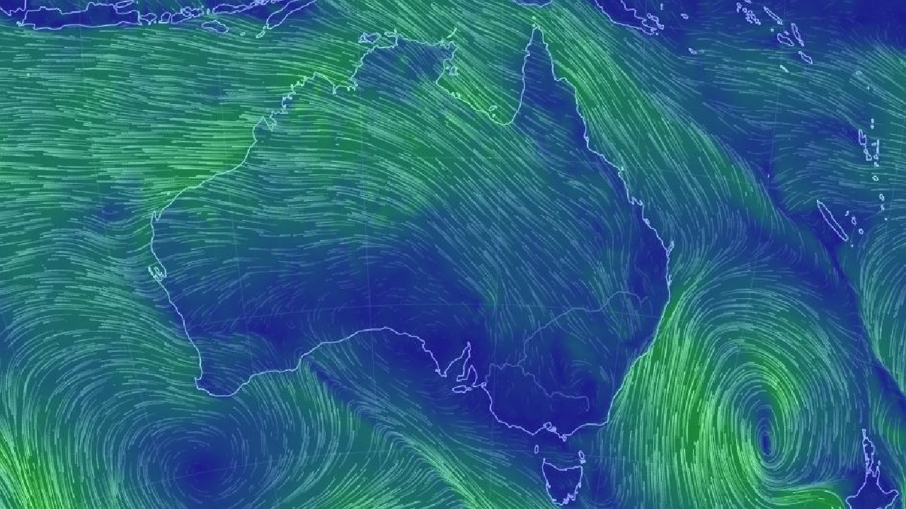 The rain may have gone but cold temperatures are sticking around much of Australia.