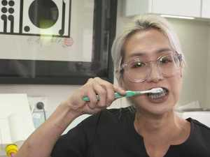 Activated charcoal teeth whitening trend sparks warning