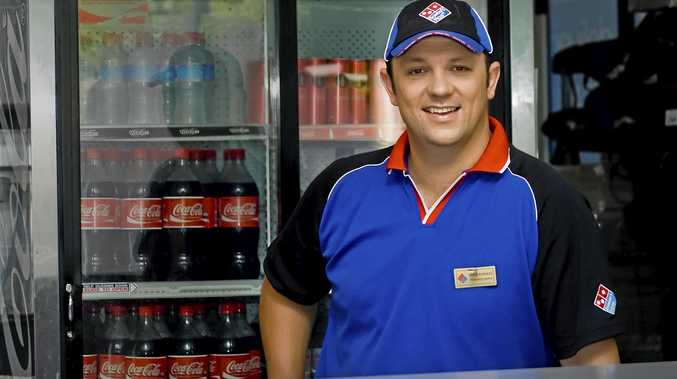 Domino's Dave Burness has worked his way up franchisee ladder.
