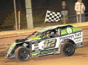 Hancey continues his title reign in speedway circles