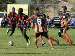 Lions roar in local derby