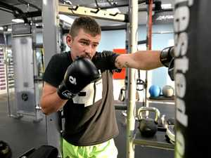 Flute player, former concreter turned lightweight champ