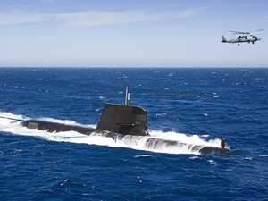 Where are our submarines to keep our shores safe?