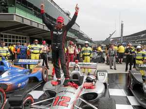 Powering on to the Indy 500