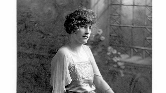 Dorothy Thornton, circa 1920.