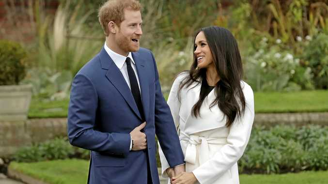 Prince Harry and fiancee Meghan Markle. (AP Photo/Matt Dunham, FILE)