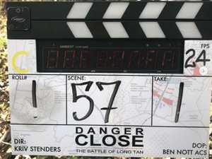 Filming begins on Vietnam War film near Kingaroy