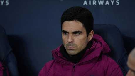 Manchester City assistant coach Mikel Arteta.