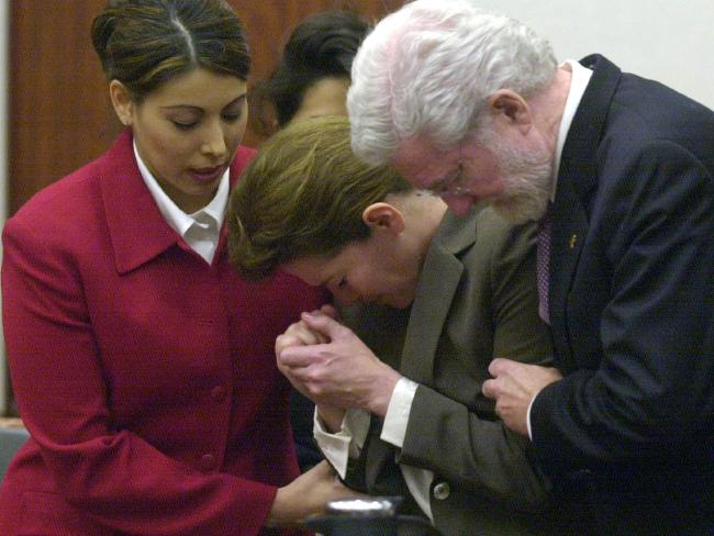 Clara Harris was convicted of the murder of her husband in Houston in 2003. Jury duty unlocked