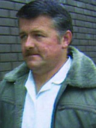 An old photo of Family Court bombing suspect Leonard Warwick. Picture: Channel 7.
