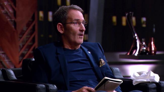 Steve Baxter stormed off the Shark Tank set during filming after a deal went sour.