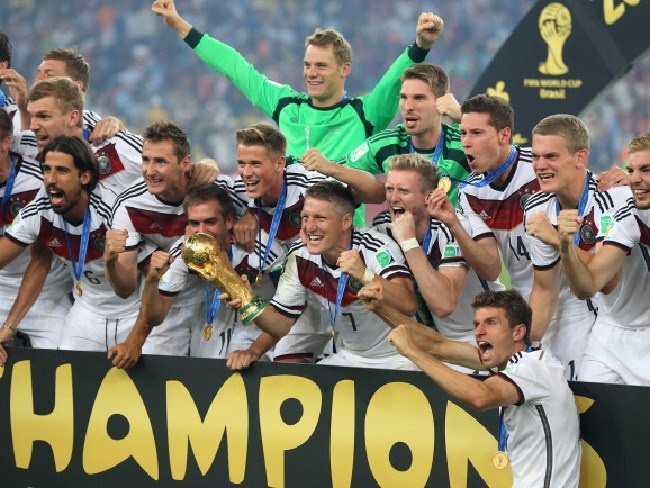 Germany's World Cup-winning team from 2014 will look quite different this time around.
