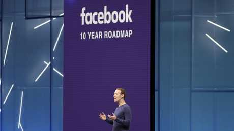 Facebook goes after apps that access its users' data, suspends 200