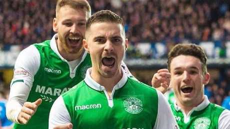 Jamie Maclaren has missed out on the Socceroos squad.