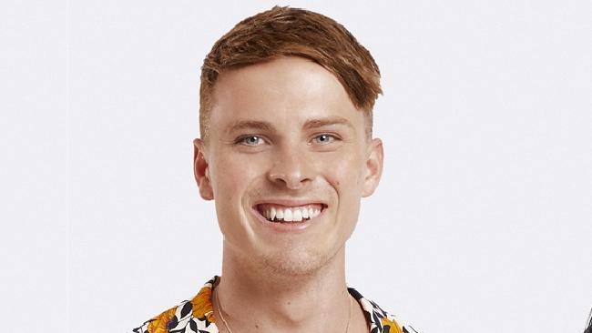 Geordie Shore Gold Coast contestant Nick Murdoch. Picture: Supplied