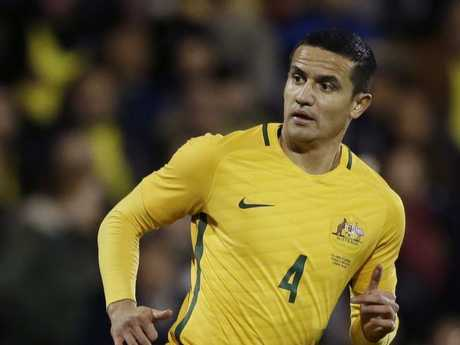 Tim Cahill has survived the latest cut and looks set to go to Russia.