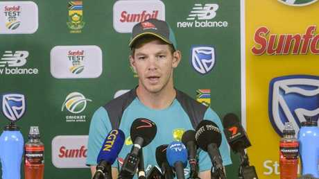Paine was thrust into the role after the ball-tampering scandal in South Africa.