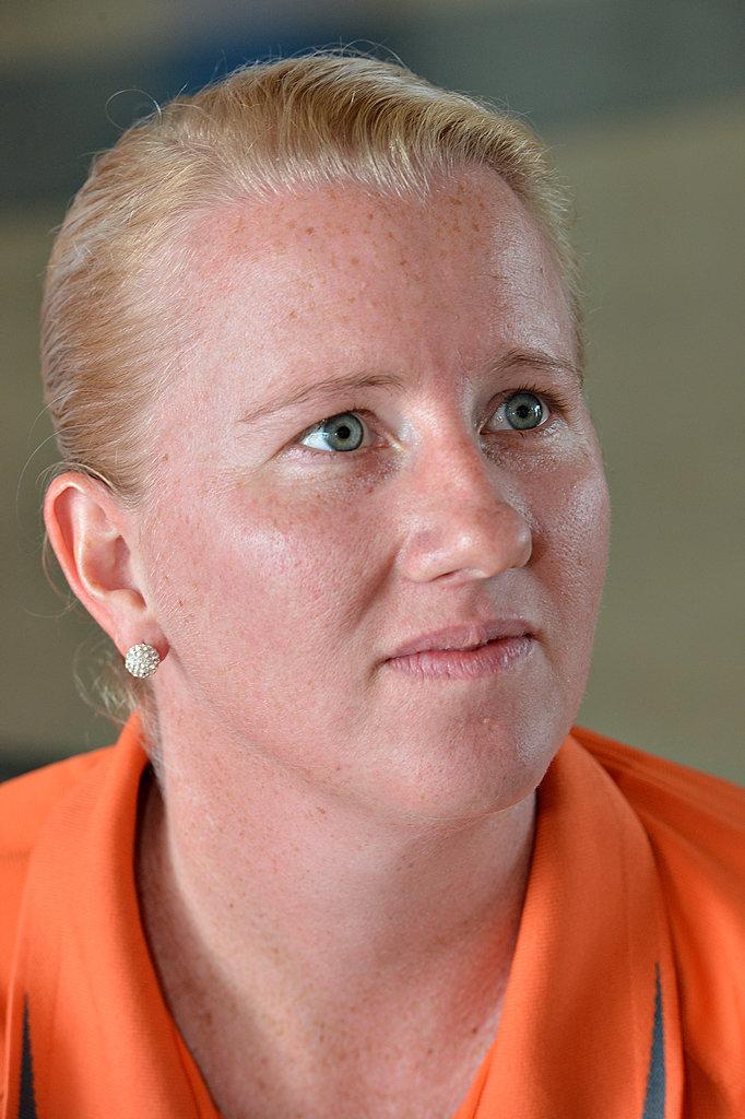 Jane Saron. Photo Peter Holt / Daily Mercury