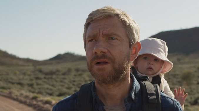 Martin Freeman stars in the Australian movie Cargo.