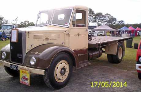 See trucks like this one.